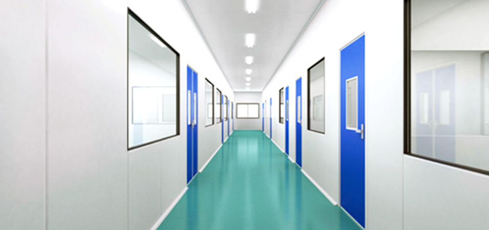 Antimicrobial Wall Cladding